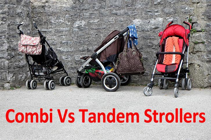 Combi Vs Tandem Strollers